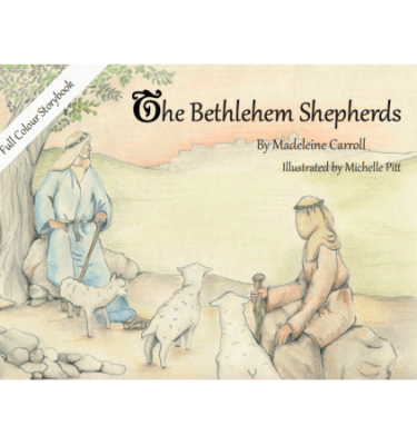 The Bethlehem Shepherds Christmas book for kids