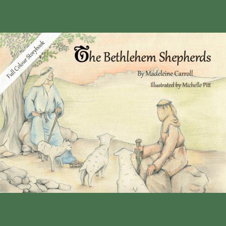 The Bethlehem Shepherds Christmas book for kids